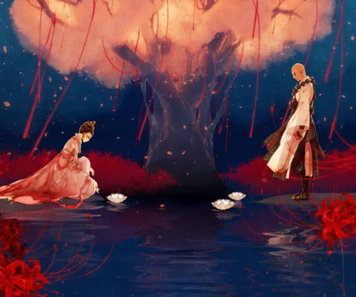 僧人辩机和高阳公主的禁忌之恋,究竟是真是假!