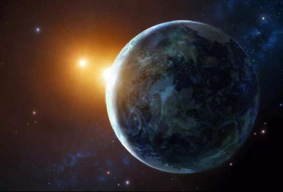距地最近的超级地球,正处于三体文明对应位置,霍金曾阻止靠近