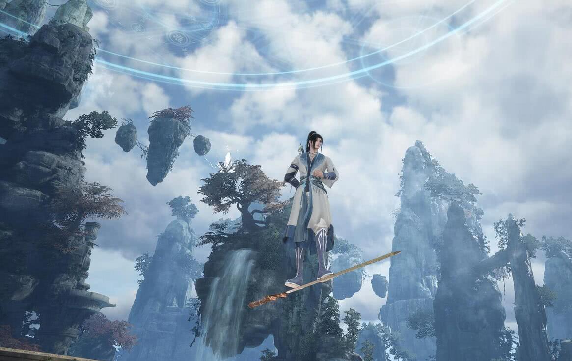 古剑奇谭OL家园更新,喷子偷换概念说不平衡,网友:你够了