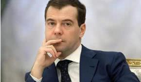 俄媒:梅德韦杰夫将继续担任统一俄罗斯党主席