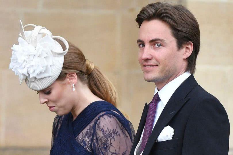 """哈里王子羡慕的""""特权"""":碧翠丝公主的婚姻大事不需要英女王批准"""