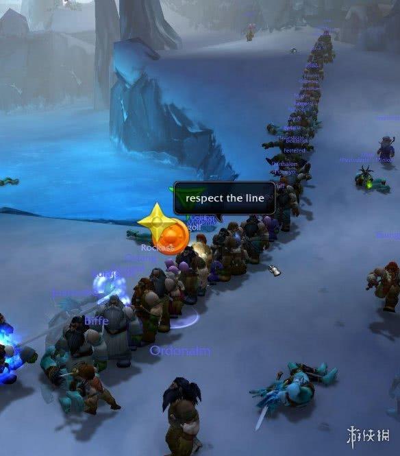 《魔兽世界》怀旧服:排队进入游戏后还得继续排队!
