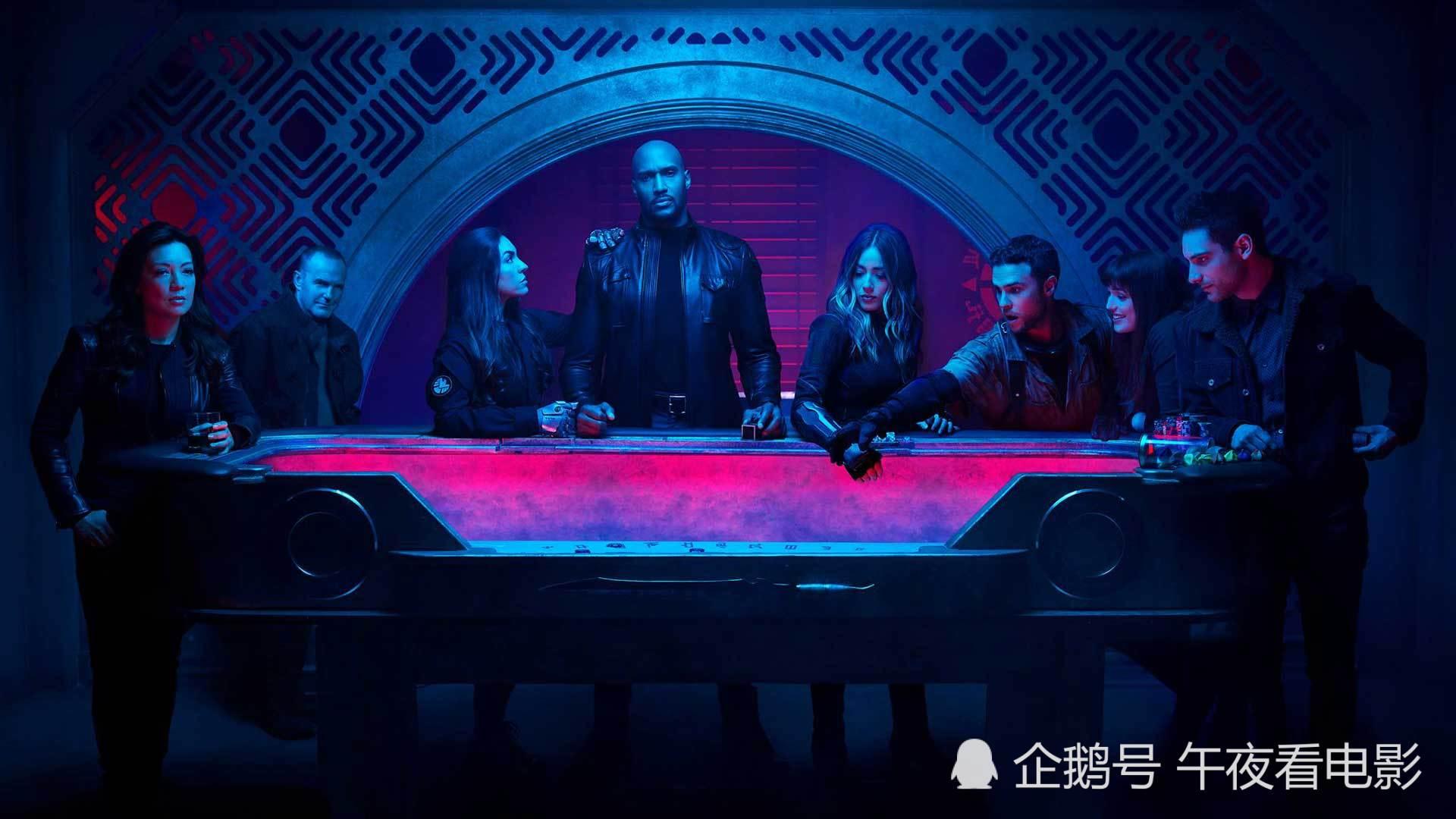 <b>《神盾局特工》第七季将在本周杀青,第七季也是该系列最后一季!</b>