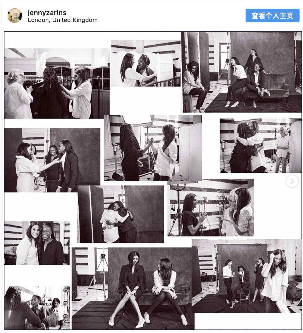 摄影师贴出梅根未发布黑白照,跟同天彩照迥然不同:哪个梅根真实