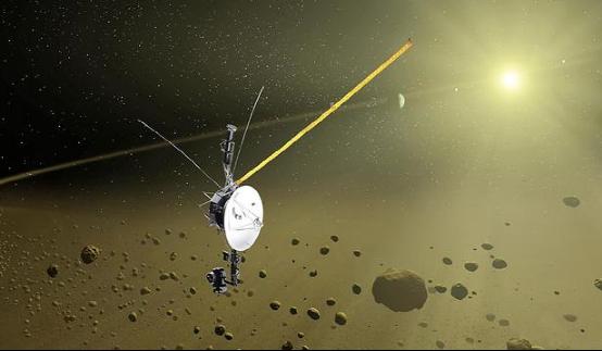 旅行者一号距离地球有216亿公里,它是如何把信号传回地球的?