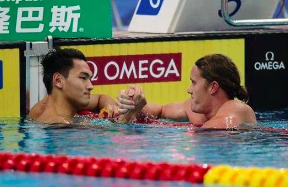 中国世界冠军3秒2落败,输给澳洲双保险,主动揭秘为何无缘冠军