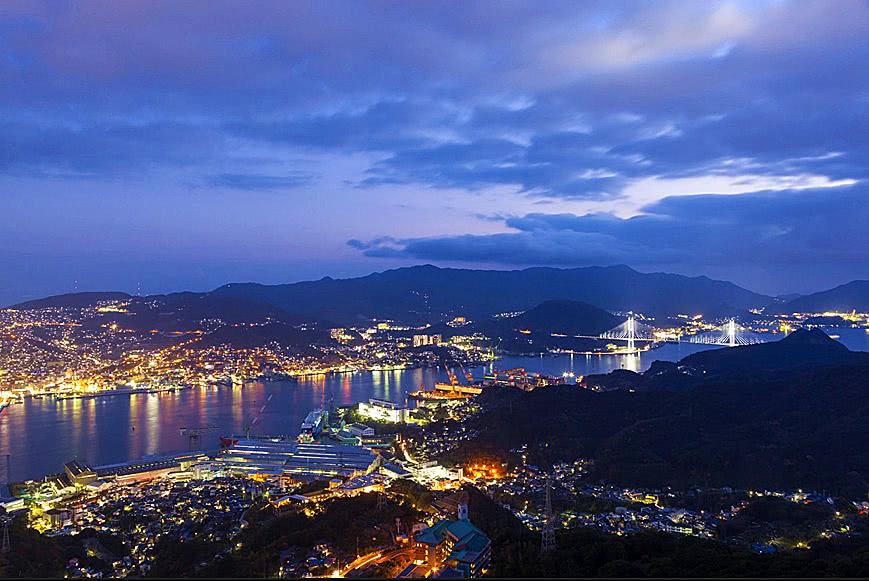 <b>日本三大夜景你打卡了几个</b>