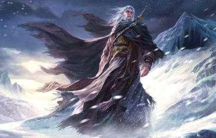 武侠剧中的六大剑圣,第四比剑神强,北堂傲第三,第一能元神出窍