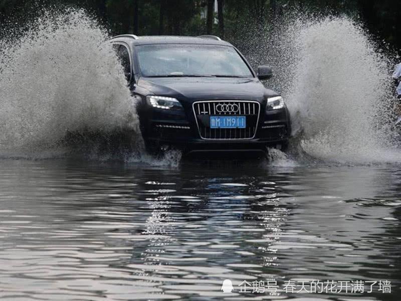 暴雨开车记得关闭它!发动机报废就在不经意间,维修工:学起来!