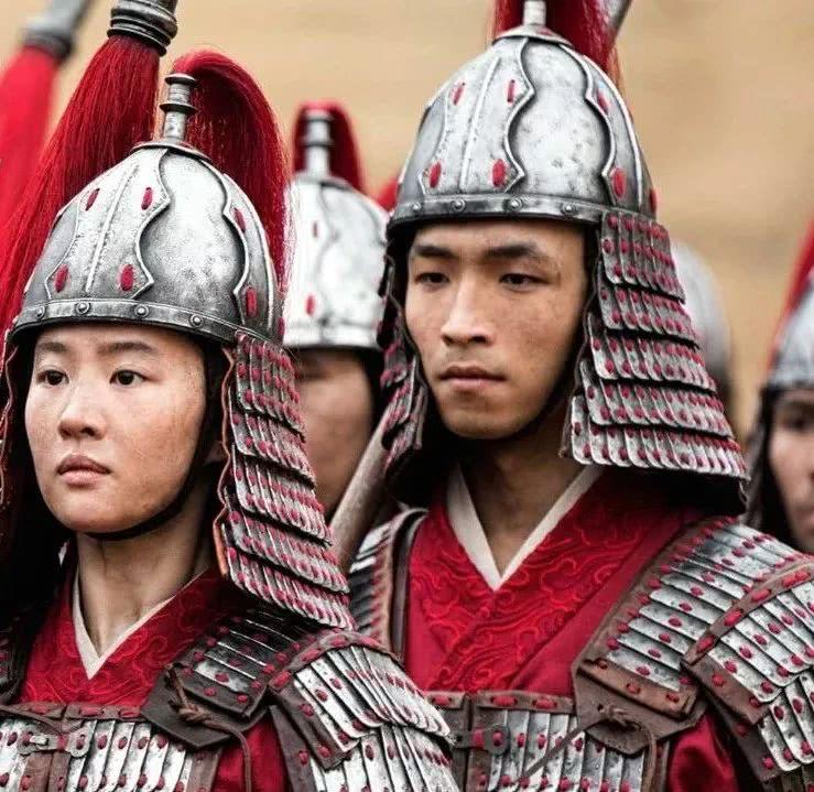 刘亦菲凭什么从1000人里脱颖而出,成为《花木兰》