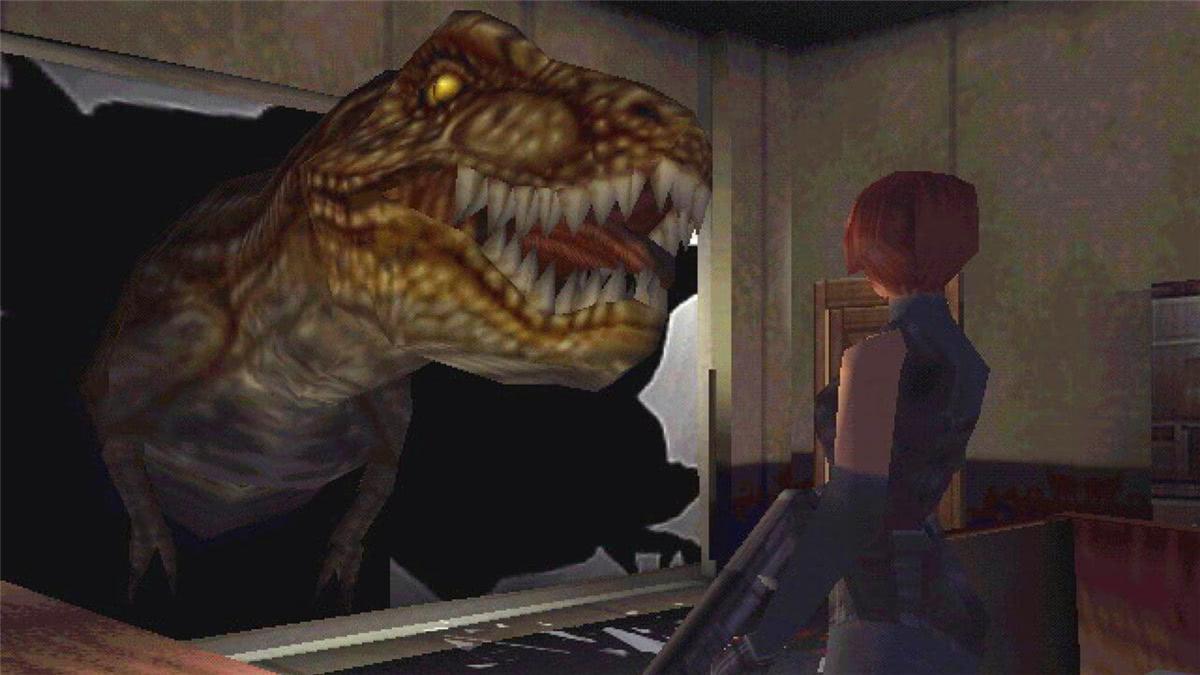 官方不动手,玩家自己来,达人团队用虚幻四引擎重制《恐龙危机》