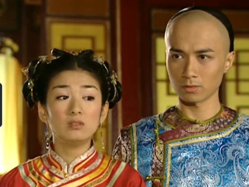 箫剑约会被发现,小燕子口不择言,谁留意令妃的微表情