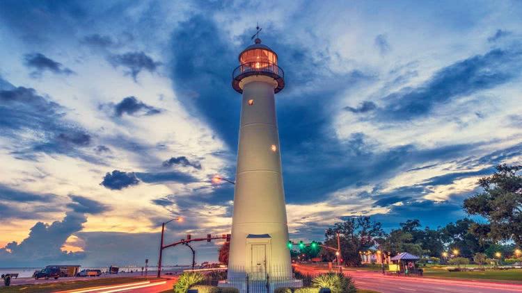 北美旅游:盘点美国10座值得参观的灯塔,周围风景美如画!