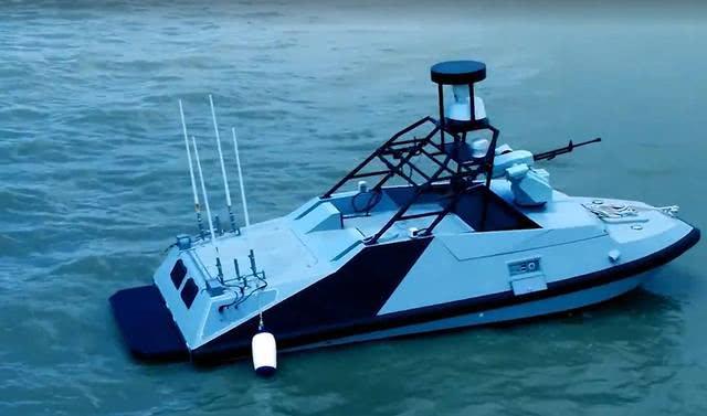 20吨小艇高大上!相控阵雷达垂直发射系统,能执行防空反舰任务