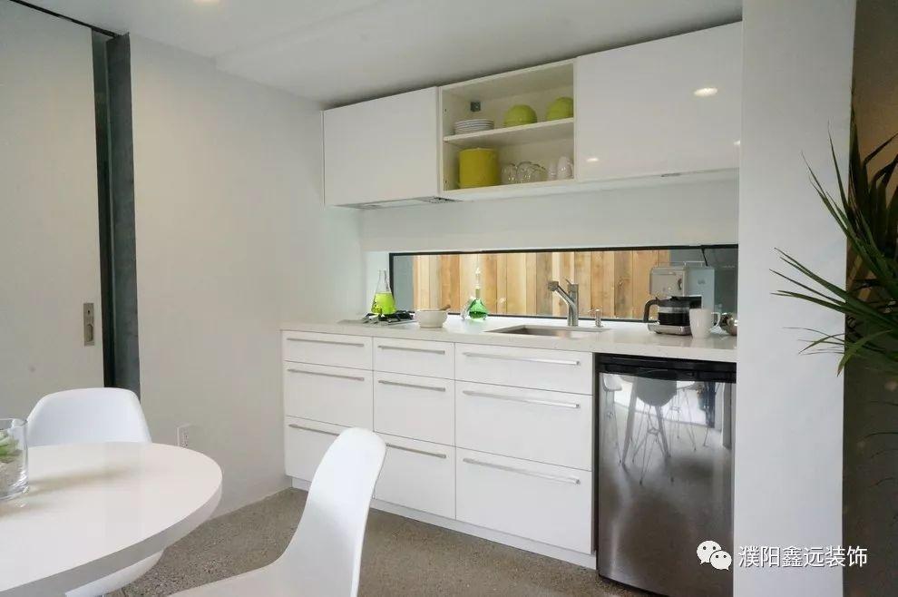 客厅厨房装修注意事项?