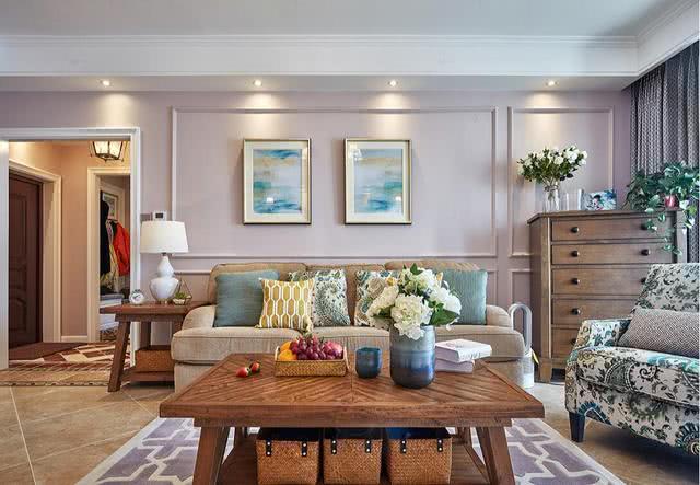 客厅背景墙怎么做好看?7款设计适合多种风格,连设计师都经常用