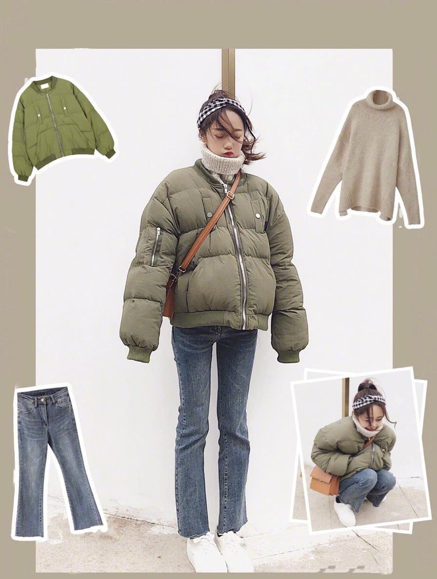 冬季的时尚主义,从这9套迷人穿搭开始!怎么看怎么美