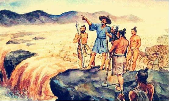 古代神话真的存在吗?4000年前的岩层显示,大禹治水真实发生