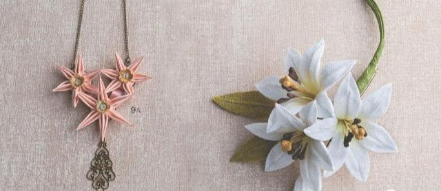 手残党也能学会的手工布花,把碎布变成春天的花儿,布艺附教程