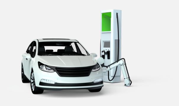 无人驾驶汽车时代怎么为爱车充电?当然是靠机器人啦!