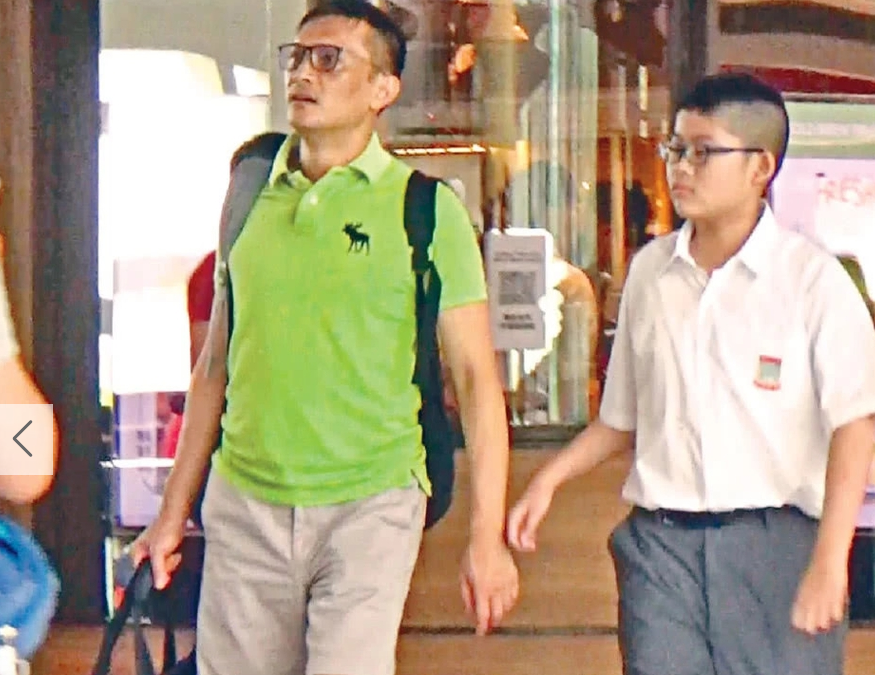 曾是TVB视帝,为患病儿子息影5年,如今孩子健康成长帅过爸爸