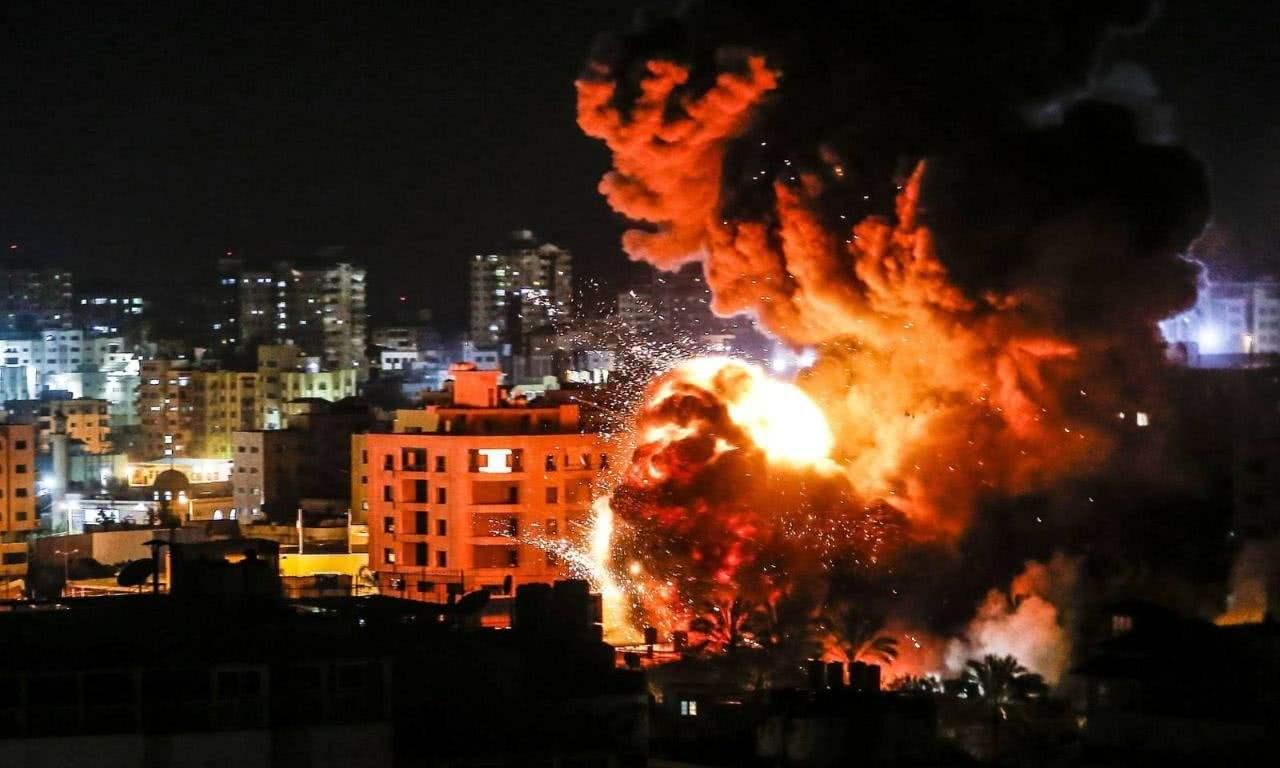 复仇行动还未结束美大使馆又遭袭击,五角大楼:伊朗应对此负责