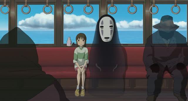 宫崎骏创造了无数经典动画形象,而我独爱那个亦正亦邪的无脸男