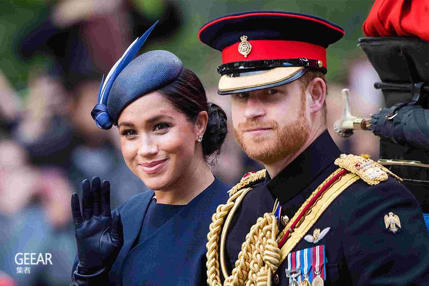 梅根王妃与哈里王子取关所有王室成员的Ins,背后有何原因!