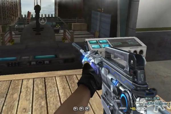 cf:这一把GP枪扮猪吃虎,性能直接碾压雷神,直逼