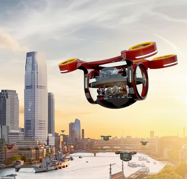 50年后的世界会是什么样子?三星公司发布未来科技创新预测