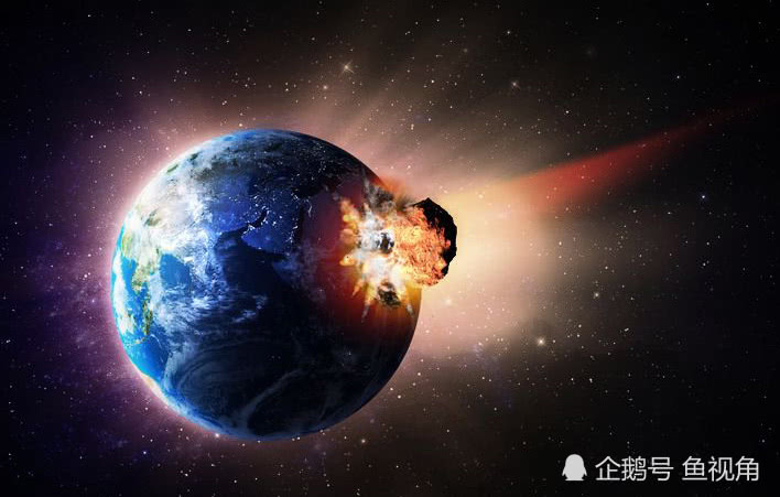 NASA将发射航天器撞击小行星,实现科幻电影中的壮举!