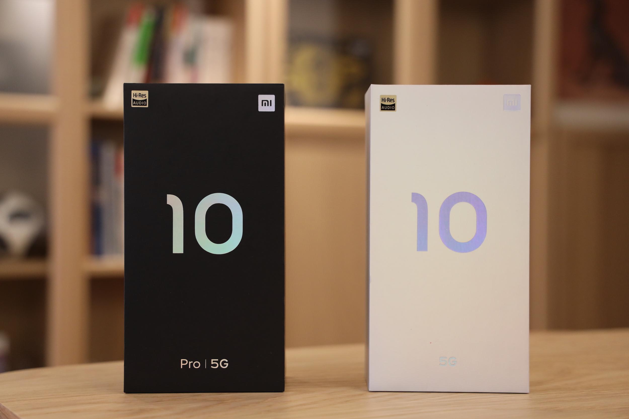 标准版和Pro版基本体验差不多!一文看懂小米10和小米10 Pro