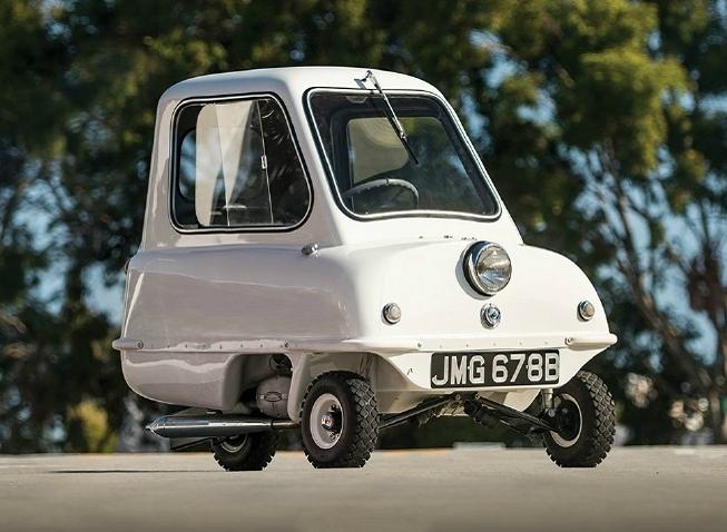 全球最小的汽车,倒车得用手推,价值120万,实用性不如三蹦子