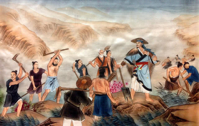 《山海经》中的上古怪兽,竟然来自第四纪冰河期,或被后羿所杀?