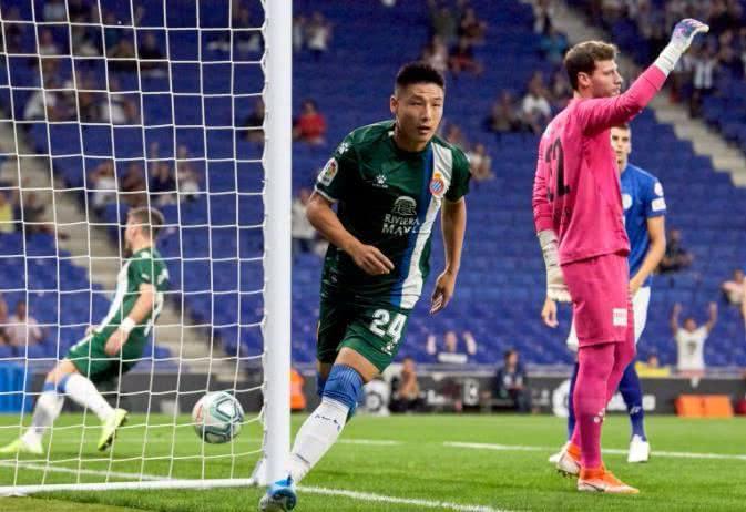武磊欧战破门主力稳了!再踢3轮西甲回国,最快9月备战世预赛