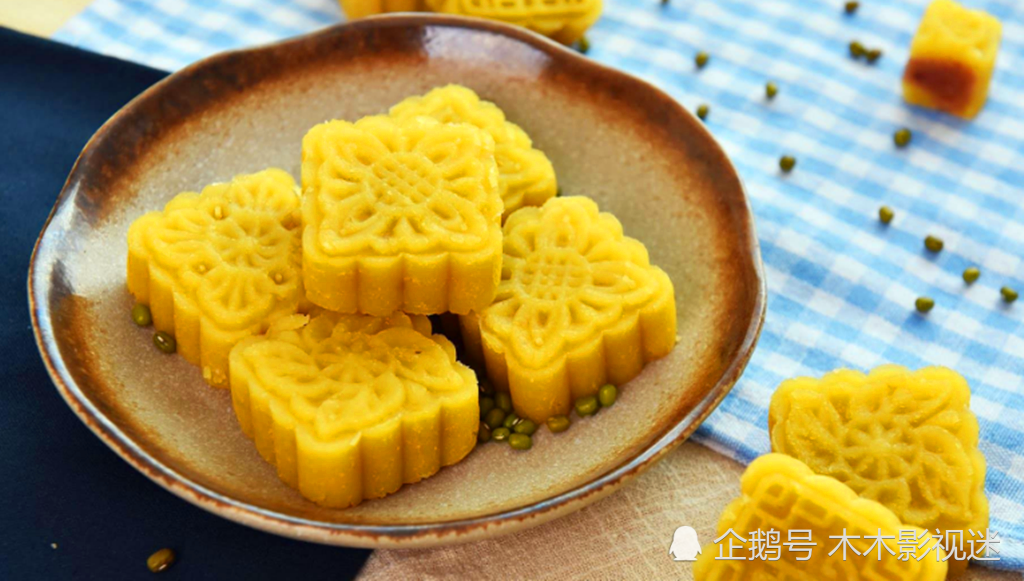 被老外评为最好吃的5款中国糕点,中国网友:我们都没全吃过!