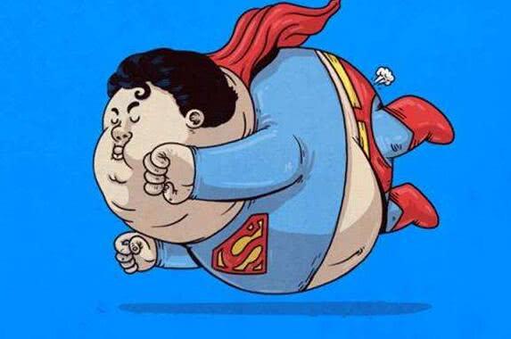 4个身体部位变胖,当心是健康问题,别不当回事!