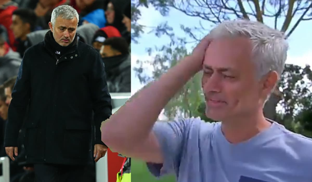 失业8个月!穆帅头发全白哭诉欲重新执教,今夏拒恒大1亿欧合同