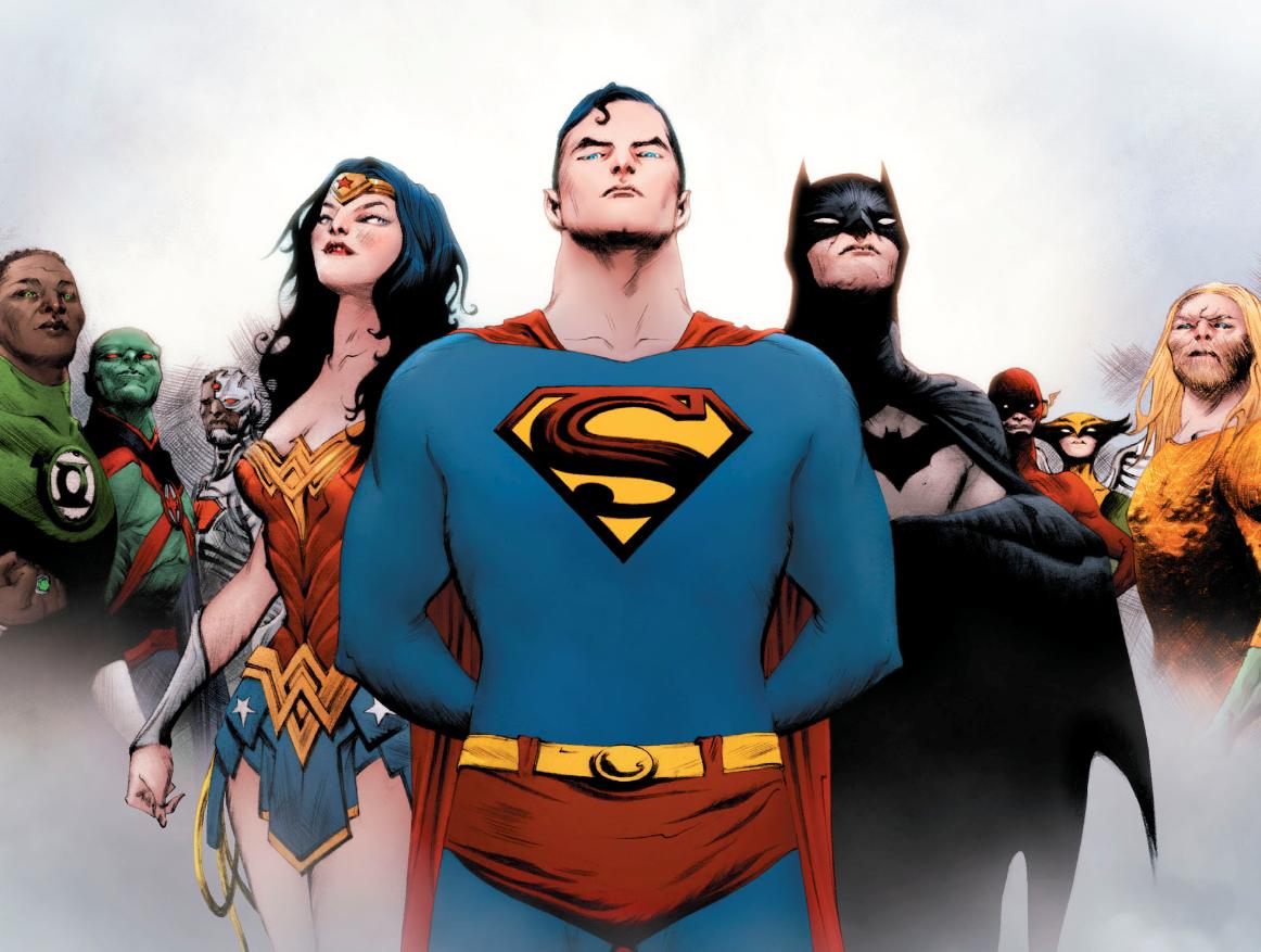 《正义联盟》征服者海星试图拯救世界,正义联盟差点又团灭了!