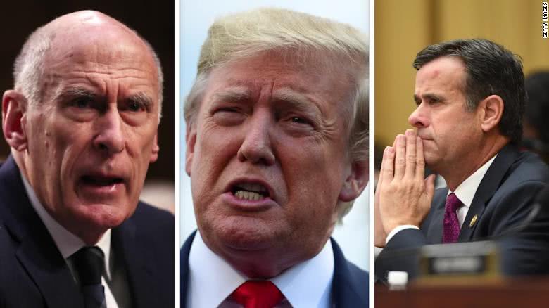 """死保2020年大选!特朗普出大招,派""""美国戴笠""""监控情报界?"""