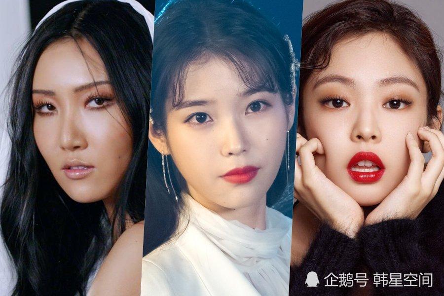 7月份韩国女爱豆,广告品牌声誉度排名大公开,前3名实至名归!