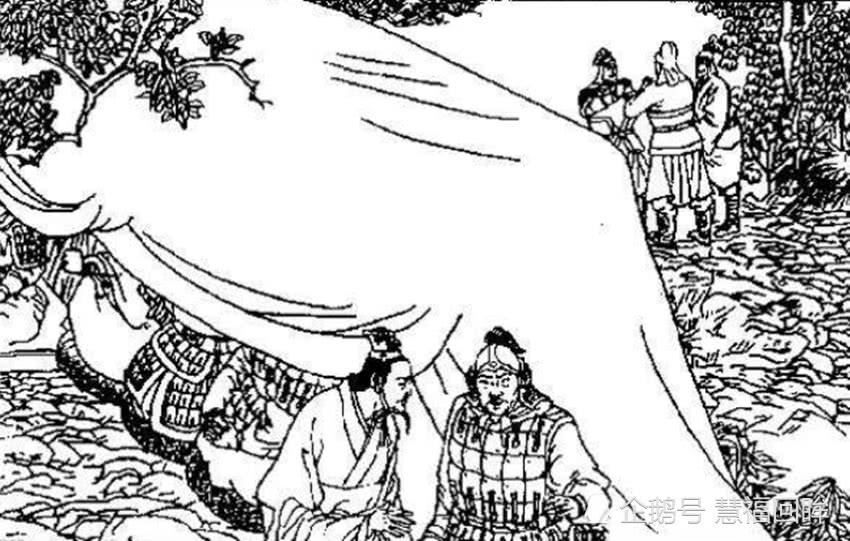 秦琼退高丽兵解围,宇文述却要杀他,秦琼明白后说:还你这个头!