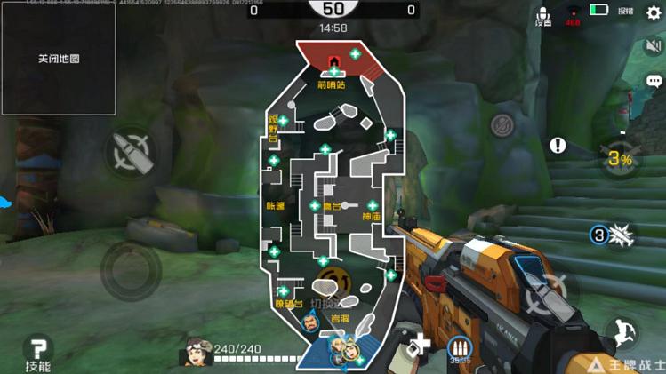 王牌战士:五个新地图,造就五个神,猎手终于能够崛起!