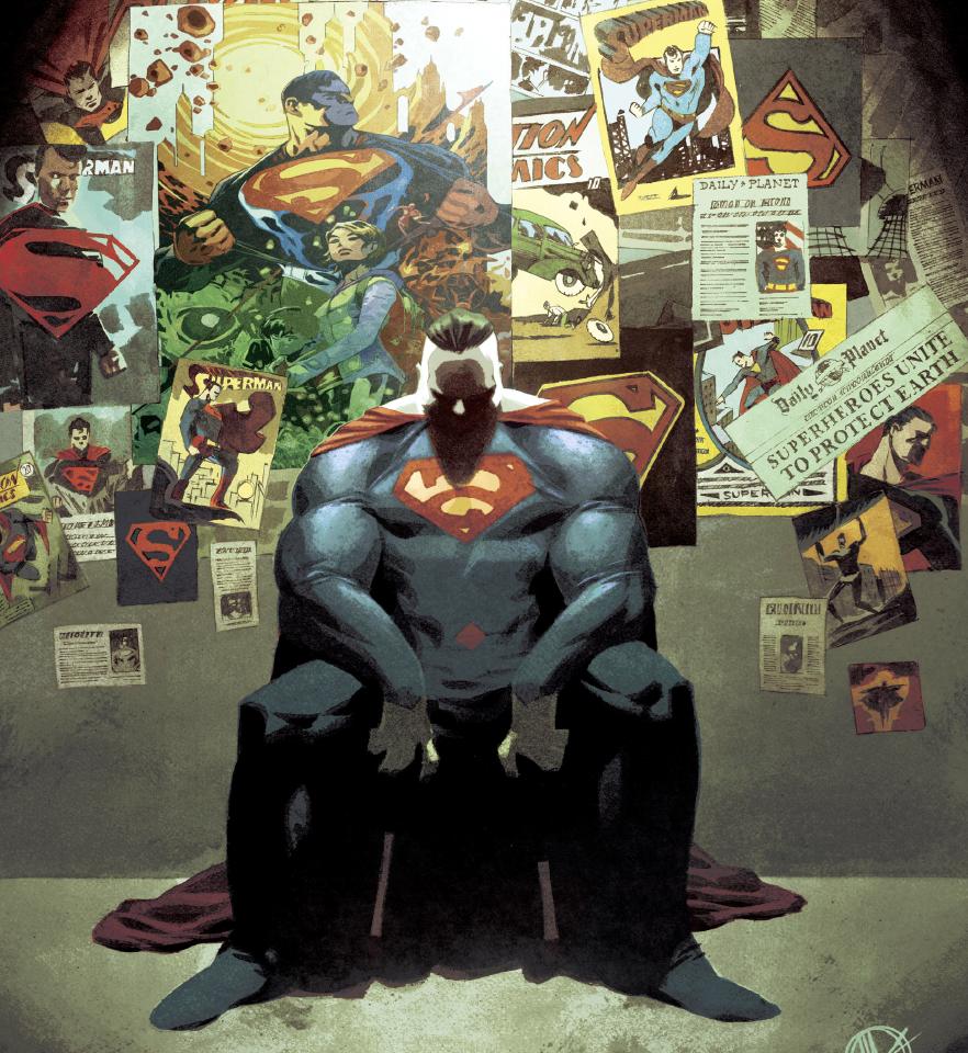 《异魔超人》华纳的新操作令人费解,会喷火的克隆超人终于来了!