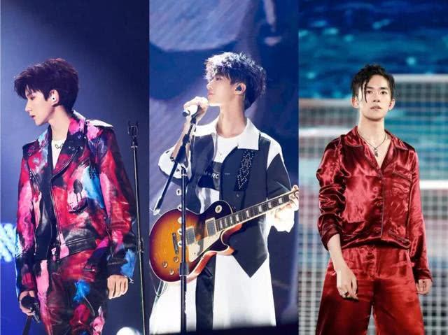 鹿晗演唱会轰轰烈烈,吴亦凡演唱会有声有色,同样是偶像他不能输