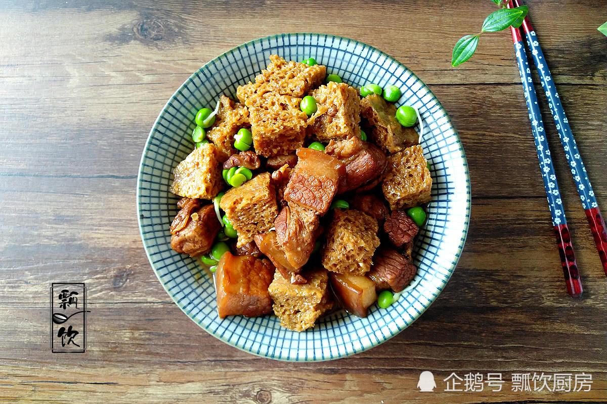 吃素多了总会馋肉,此肉做法香而不腻,味足多汁,特别解馋,快做