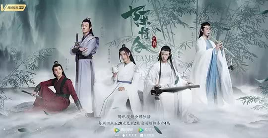 <b>2019暑期最受欢迎电视剧,《宸汐缘》只能第三,第一众望所归</b>