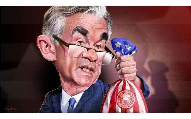 <b>美联储推出无限量QE!黄金原油携手大涨 投资者该何去何从?</b>