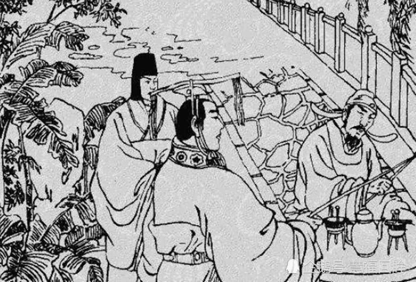 此人助杨广登位,功高蔑主,杨广请他喝一顿,他出门摔个跤,死了