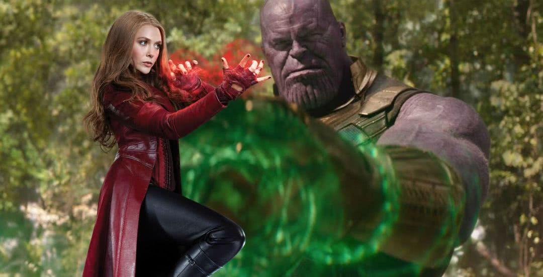 《复联4》绯红女巫到底能完虐灭霸吗?漫威总裁给出了答案
